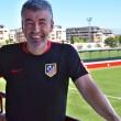 Óscar Fernández dirigirá el Atleti B la próxima temporada