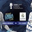 El Madrid se enfrentará al anfitrión, Monbus Obradoiro, en la Supercopa