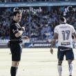Informe del árbitro: Daniel Ocón Arráiz