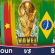 Live Coupe du Monde 2014 : Cameroun vs Brésil en direct