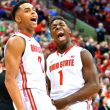 Ohio State Shuts Down Melo Trimble, Pounds Maryland In Paint With Loving To Win 80-56