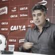 Gallo elogia postura do Vitória ao buscar empate mas lamenta erros defensivos
