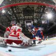 New York Islanders Outscore Detroit Red Wings In High Scoring Match