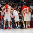 Basket, serie A: Milano cerca la decima a Trento, Reggio Emilia ospita Capo d'Orlando