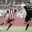 Goles y tensión en el partidazo del fútbol griego