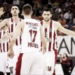 Turkish Airlines Euroleague - Olympiacos e Valencia superano tra le proprie mura Malaga ed Efes