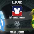 Live Marseille - Nantes, le match en direct