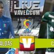 Resultado Once Caldas 2-0 Deportivo Cali por la Liga Águila 2016 - II
