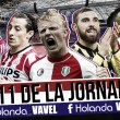 Once ideal de la 24ª jornada de la Eredivisie