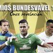 Once revelación de la Bundesliga 2014/2015