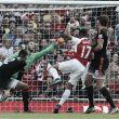Arsenal faz primeiro tempo perfeito, vence United e assume segunda colocação da Premier League