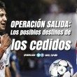 Operación salida: los posibles destinos de los cedidos del Atlético