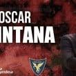 Óscar Quintana: Vuelta a casa con un reto bajo el brazo