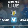 Resultado São Paulo x Cruzeiro pelo Campeonato Brasileiro 2017 (3-2)