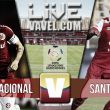 Internacional vs Santa Fe en vivo 2015 (1-0)