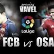 Em alta após vitória no clássico, Barcelona recebe lanterna Osasuna no Camp Nou