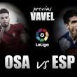Previa Osasuna - Espanyol: en busca de la victoria