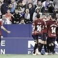 Empate entre el Zaragoza y Osasuna en la ida (1-1)