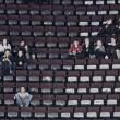 Preocupación en Ottawa por la baja asistencia de público