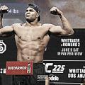 UFC: Cambio repentino de planes
