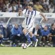 Oyarzabal, rival de la UD este viernes, en el once ideal Sub-20