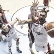 Serie A Beko, brutte notizie per Reggio Emilia: Aradori out per due gare, Silins in dubbio per domani