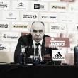 """Pablo Laso: """"Maccabi tiene muchos puntos en las manos"""""""