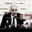 """Pablo Laso: """"Llull está preparado y va a jugar contra Panathinaikos"""""""
