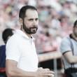 """Pablo Machín: """"Hemos sido superiores, pero en el fútbol siempre hay poca diferencia"""""""