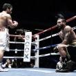 Tras un año de inactividad, Pacquiao regresó al ring con 'knockout'