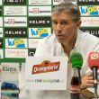 """Paco Fernández: """"Es una Liga muy igualada por lo que tres puntos son importantísimos"""""""