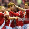 How has Middlesbrough's team changed since Patrick Bamford scored his last league goal?