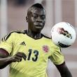 Helibelton Palacios debuta con la Selección Colombia