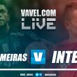 Resultado Palmeiras x Inter pelo Campeonato Brasileiro 2018 (1-0)