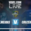 Jogo Palmeiras x Cruzeiro AO VIVO hoje pela Copa do Brasil (0-0)