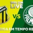 Jogo Palmeiras x Novorizontino ao vivo online pelo Campeonato Paulista 2018 (0-0)