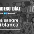 'Panadero' Díaz, pura sangre rojiblanca