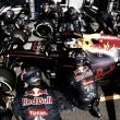 Red Bull aclara el motivo de la parada de Verstappen