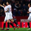 Sevilla 2-1 Valencia: Sevilla move up to second after beating Los Che
