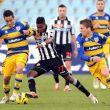 Diretta Udinese vs Parma, Live Serie A