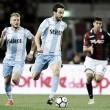 Lucas Leiva marca, mas Lazio fica no empate com Bologna e sai do G-4