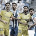 El Cádiz CF saca un punto en su visita a Riazor