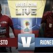 Deportivo Pasto vs Rionegro Águilas en vivo y en directo online por la Liga Águila 2016 (0-1)