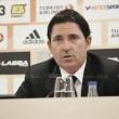 Xavi Pascual: ''Hemos de tratar de coger continuidad, hoy hemos jugado bien''