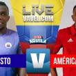 Deportivo Pasto vs América de Cali, en vivo online por la Liga Águila 2018-I