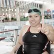 Nadadora Patricia Valle tiene tres competencias en puerta