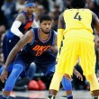 NBA: Paul George volta a Indiana