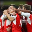 Arsenal 3-0 Chelsea: Gunners banish Blues hoodoo with convincing victory