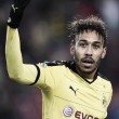 Aubameyang happy with Borussia Dortmund