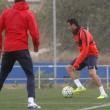 Pedro López vuelve a entrenar con el equipo